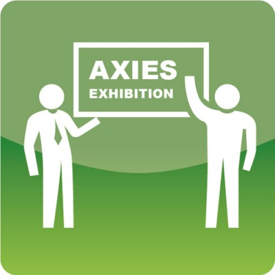 Exhibition Booth Icon : Exhibition date